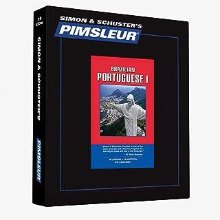 Pimsleur Portuguese (Brazilian) Level 1 CD: Learn to Speak and Understand Brazilian Portuguese with Pimsleur Language Programs (1) (Comprehensive)