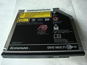 IBM Super Multi-Burner Ultraslim DVDRW(UJ-862) For Thinkpad T40 T40, T40p, T41, T41p, T42, T42p, T43, T43p, R50, R50e, R50p, T60, T60p, T61, X60, X60s, X61, Z60, Z60t, Z60m, Z61t