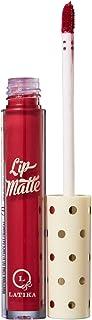 Latika Lip Vermelho Nº 19 - Batom Líquido Matte 4ml