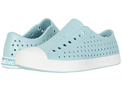 Native Shoes Jefferson (Cardigan Blue/Shell White) Athletic Shoes