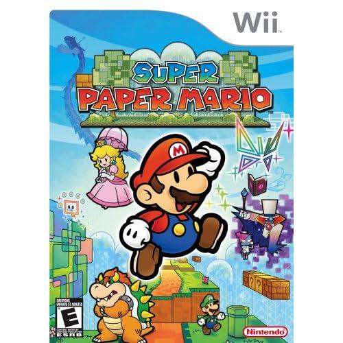 Nintendo Super Paper Mario