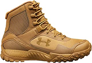 Under Armour Women's Valsetz RTS 1.5 Military and Tactical Boot, (200)/Coyote Brown, 9