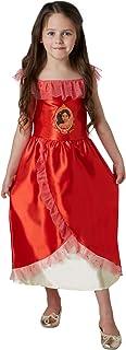 Rubie's Disney Elena of Avalor Classic Girls Fancy Dress Costume, Large