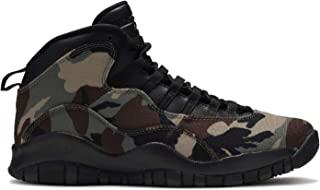 Mens Air Jordan 10 Retro Shoe Mens 310805-201