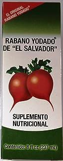 """Rabano Yodado De""""El Salvador"""" 8 oz. Dietary Supplement"""
