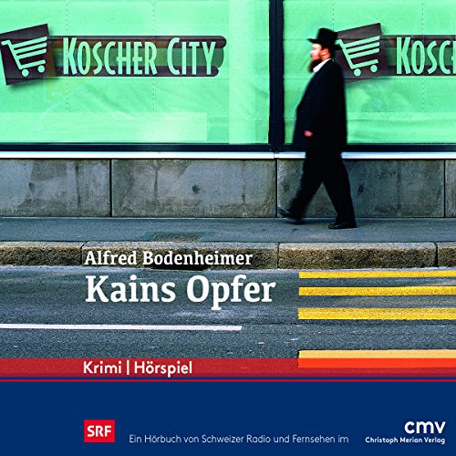 Kains Opfer (Rabbi Klein 1) audiobook cover art