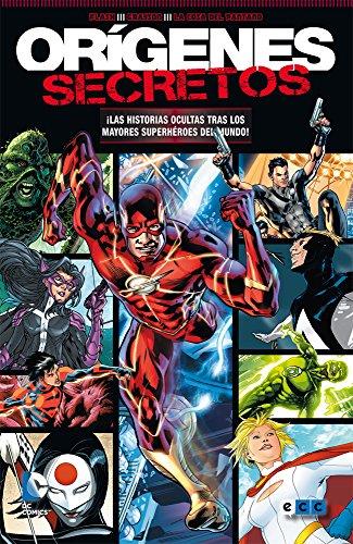 Orígenes Secretos 3 (Flash/ Grayson/ La Cosa del Pantano)