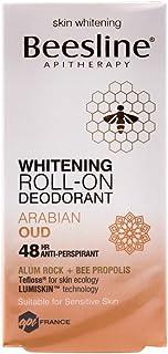 Beesline Whitening Roll-On Deodorant - Arabian Oud