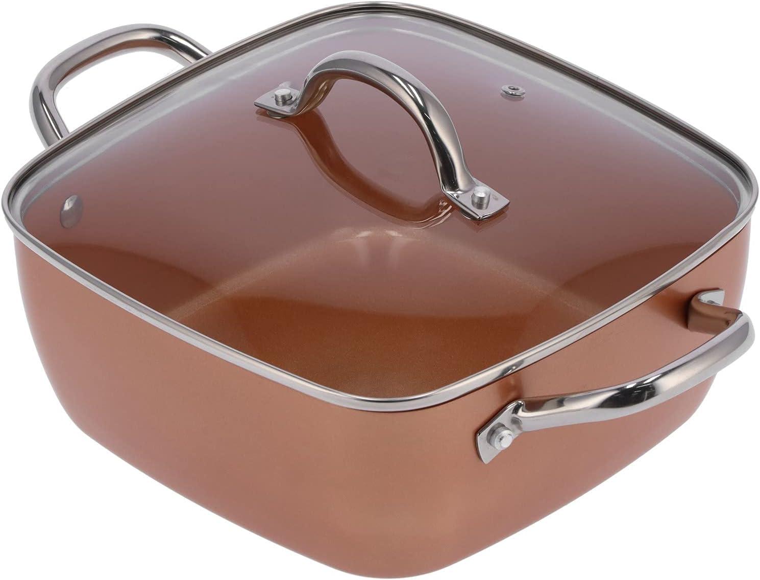 Wok Pan Easy To Clean Finally Regular discount resale start for Restaura Non-Stick Non‑toxic