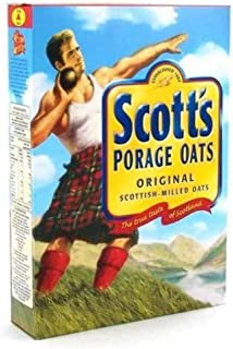 Scott's Porage Oats Original (1Kg)