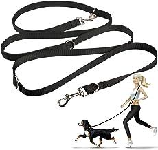 لیشیدن سگ های یک دسته رایگان ، منجر به آموزش چند منظوره سگ ، سگ توله سگ نازون 8ft برای توله سگ ها ، سگ های کوچک و بزرگ