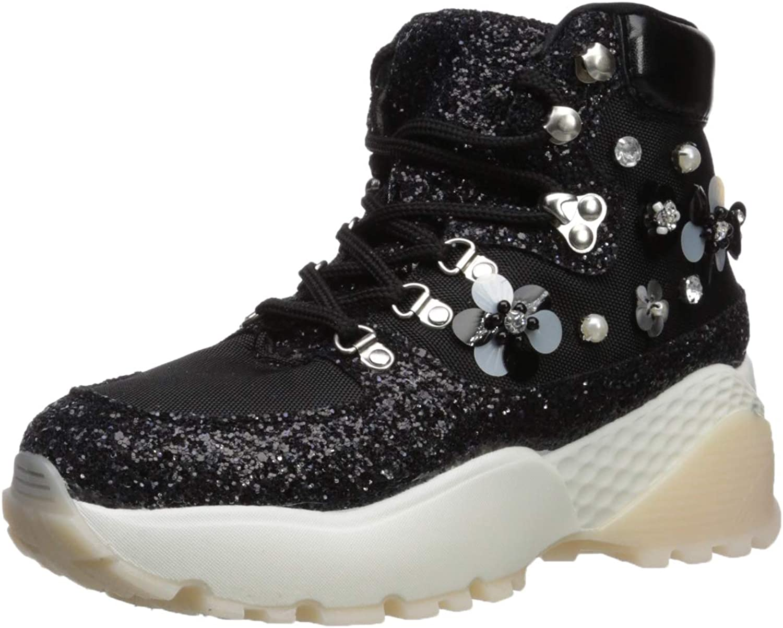 Betsey Johnson Womens ABEL Sneaker