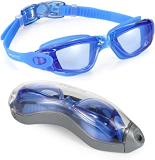 swimming goggles with ear plugs