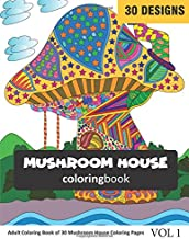 Best adult coloring pages mushrooms Reviews