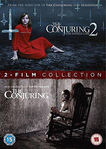 Conjuring 1-2 [2DVD] (Keine deutsche Version)