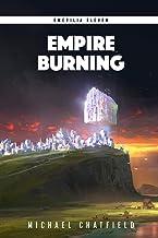Empire Burning: A LitRPG Fantasy Series (Emerilia Book 11) (English Edition)