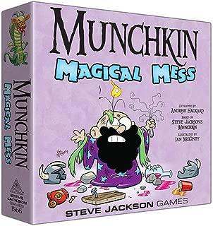 Steve Jackson Games Munchkin Magical SJG01566–Mess