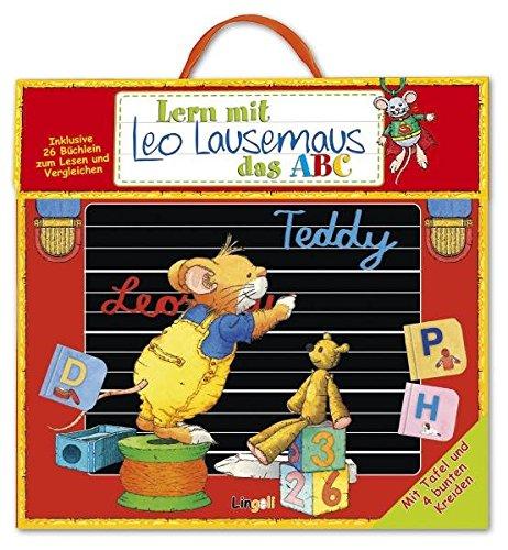 Lern mit Leo Lausemaus das ABC (Lingoli)