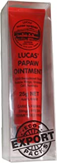 Lucas Papaw Ointment 25gm (Boxed) (Pack of 2)