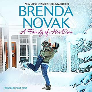 A Family of Her Own audiobook cover art