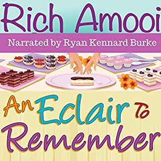 An Eclair to Remember audiobook cover art