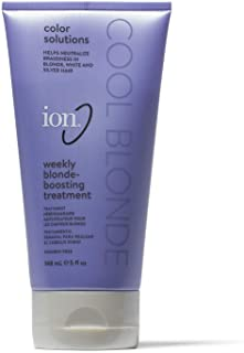 Ion Weekly Blonde Boosting Treatment