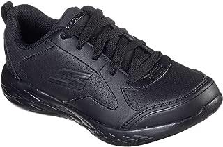 Skechers Kid's Go Run 600 Bexor Boys Running Shoes Black 1.5 Little Kid
