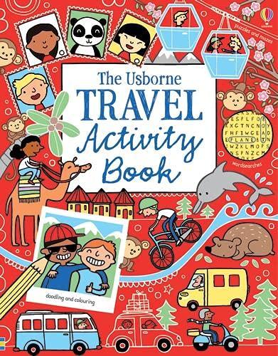 Travel Activity Book (Usborne Activity Books)