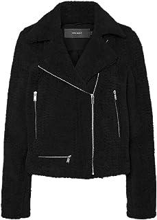 Vero Moda Vmnancy Short Faux Fur Jacket Blouson Femme