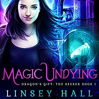 Magic Undying cover art