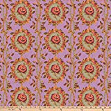 FreeSpirit Vintage Charmed Lilac Fabric by The Yard