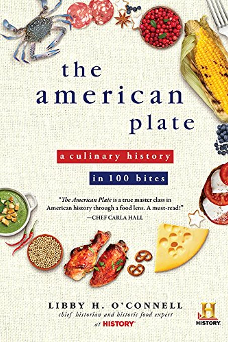 とても影のある寸前The American Plate: A Culinary History in 100 Bites (English Edition)