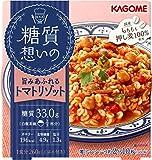 カゴメ カゴメ 糖質想いのトマトリゾット 1704 1セット(5個)