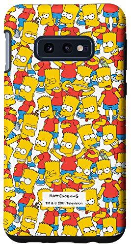 Galaxy S10e The Simpsons Bart Simpson Print Case