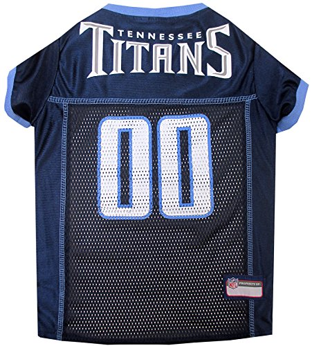 NFL TENNESSEE TITANS DOG Jersey, X-Large