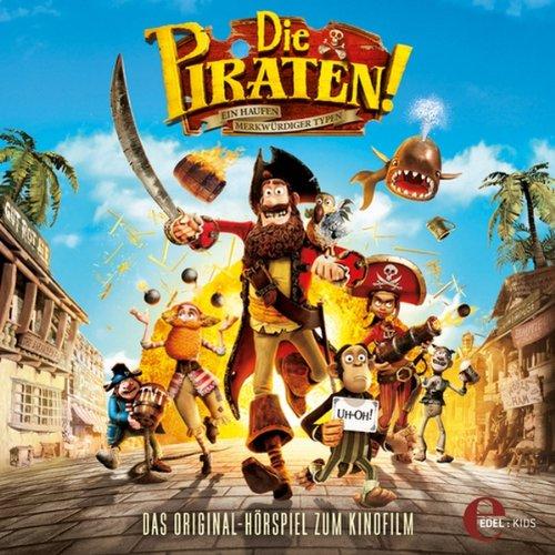 Die Piraten - Ein Haufen merkwürdiger Typen Titelbild