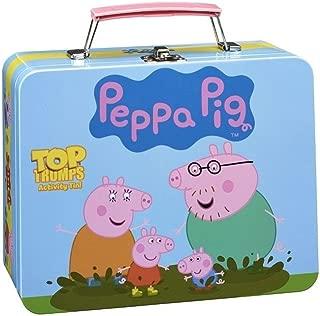 Activity Tin Peppa Pig Top Trumps Card Game