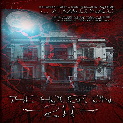 The House on 211 audiobook cover art