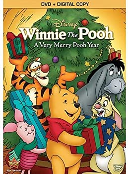 winnie the pooh a very merry pooh year dvd