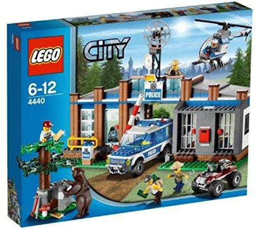 LEGO City 4440 - Forstpolizeirevier