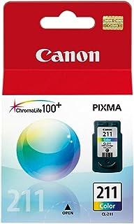 Cartucho Canon CL-211 Colorido