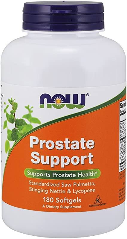 prostate support now foods