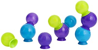Boon Bubbles Suction Cup Bath Toys, Blue (Discontinued by Manufacturer)