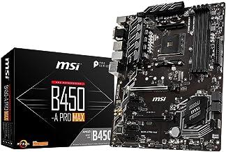 MSI ProSeries AMD Ryzen 2ND and 3rd Gen AM4 M.2 USB 3 DDR4 D-Sub DVI HDMI Crossfire ATX..