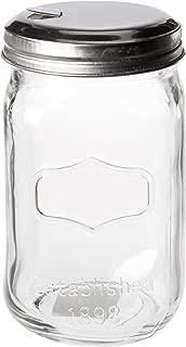mason jar sugar bowl