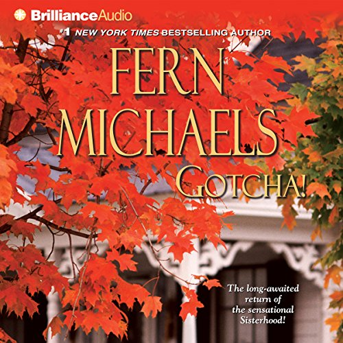 Gotcha! audiobook cover art