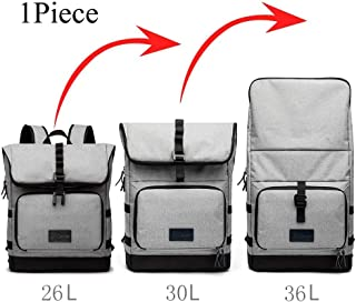 Diaper Bag Backpack, Heartbeat Large Unisex Baby Bags Multifunction Travel Backpack, Waterproof and Stylish, Gray