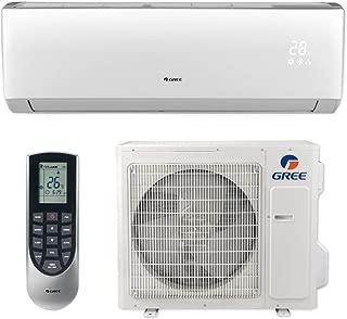 GREE LIVS36HP230V1B - 36,000 BTU 16 SEER LIVO+ Wall Mount Ductless Mini Split Air Conditioner Heat Pump 208-230V