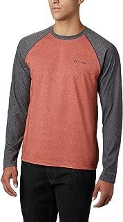 Columbia Mens 1675863 Thistletown ParkTM Raglan Tee Short Sleeve Shirt