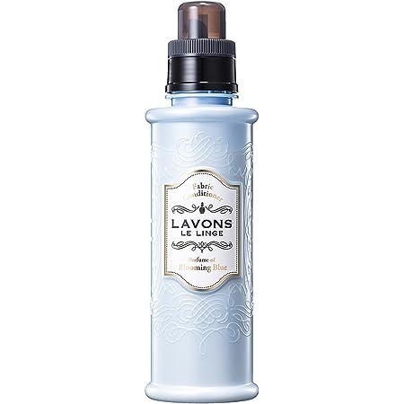 ラボン 柔軟剤 ブルーミングブルー [ホワイトムスク] 600ml